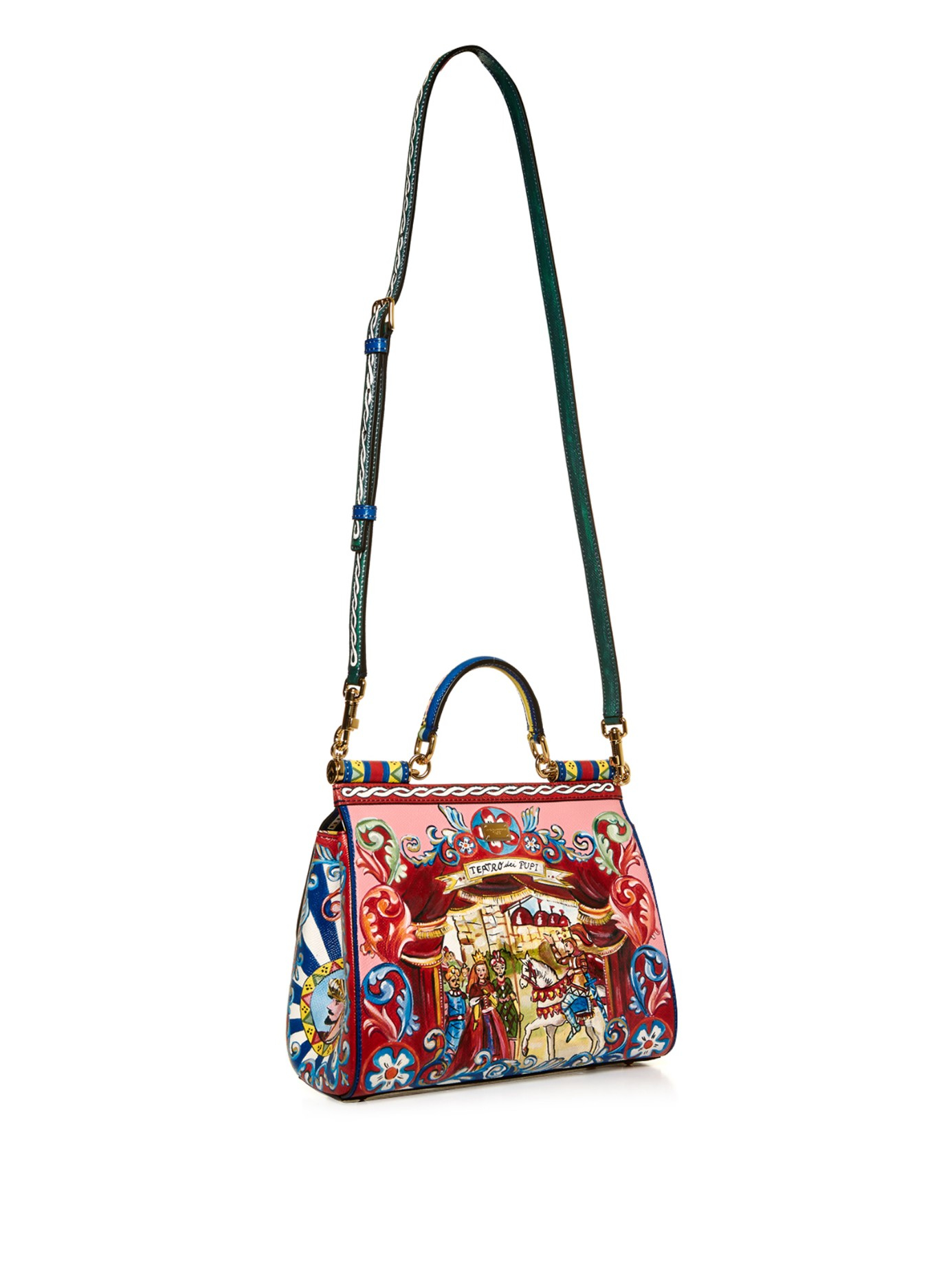 Gallery. Previously sold at  MATCHESFASHION.COM · Women s Dolce Gabbana  Sicily ... f937622cd4
