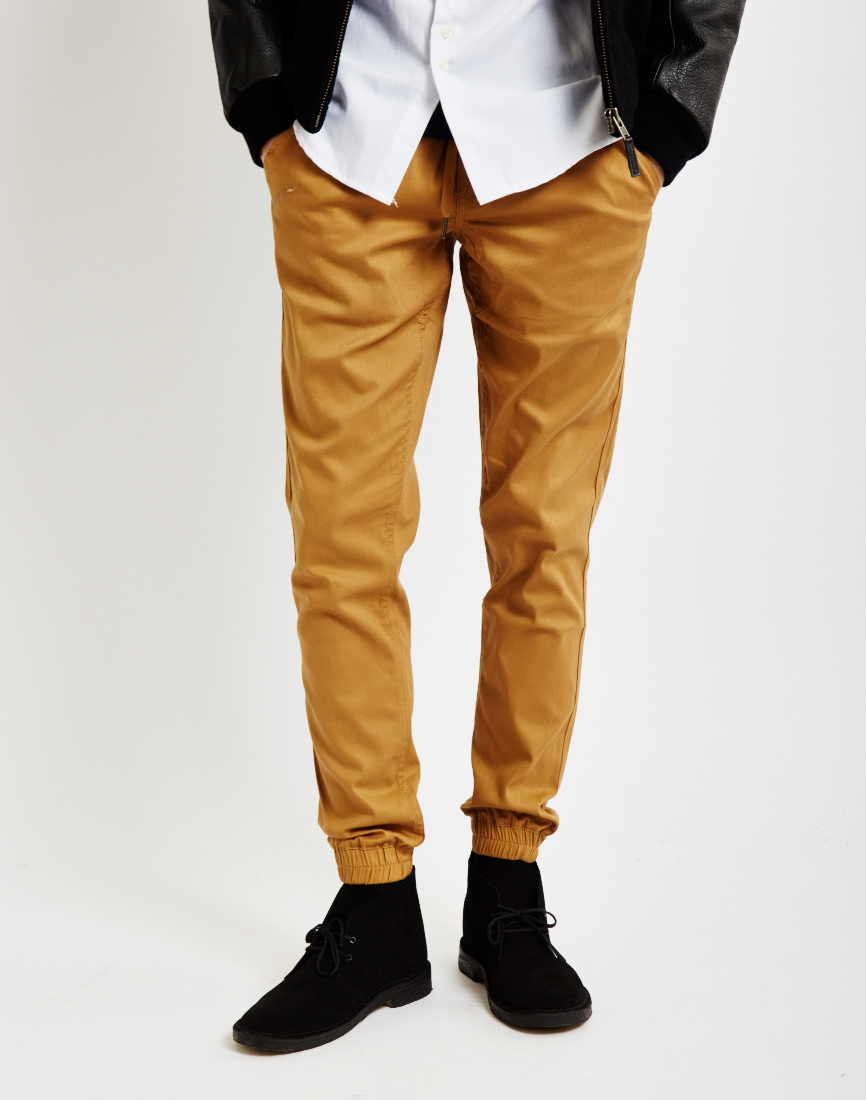 Timberland Sprinter Joggers Tan In Brown For Men Lyst
