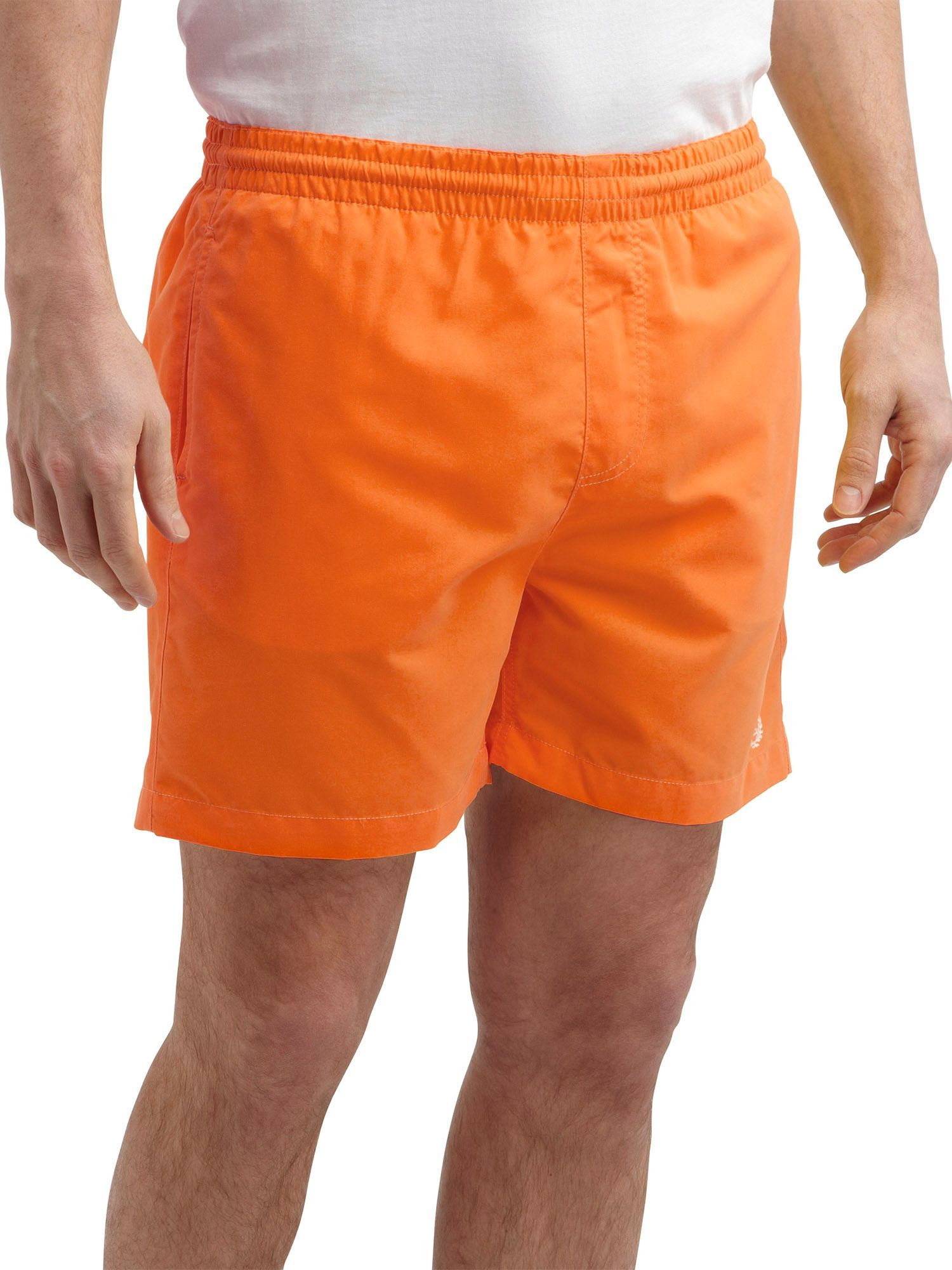 c95b3127a3f47 Henri Lloyd Brixham Swim Shorts in Orange for Men - Lyst