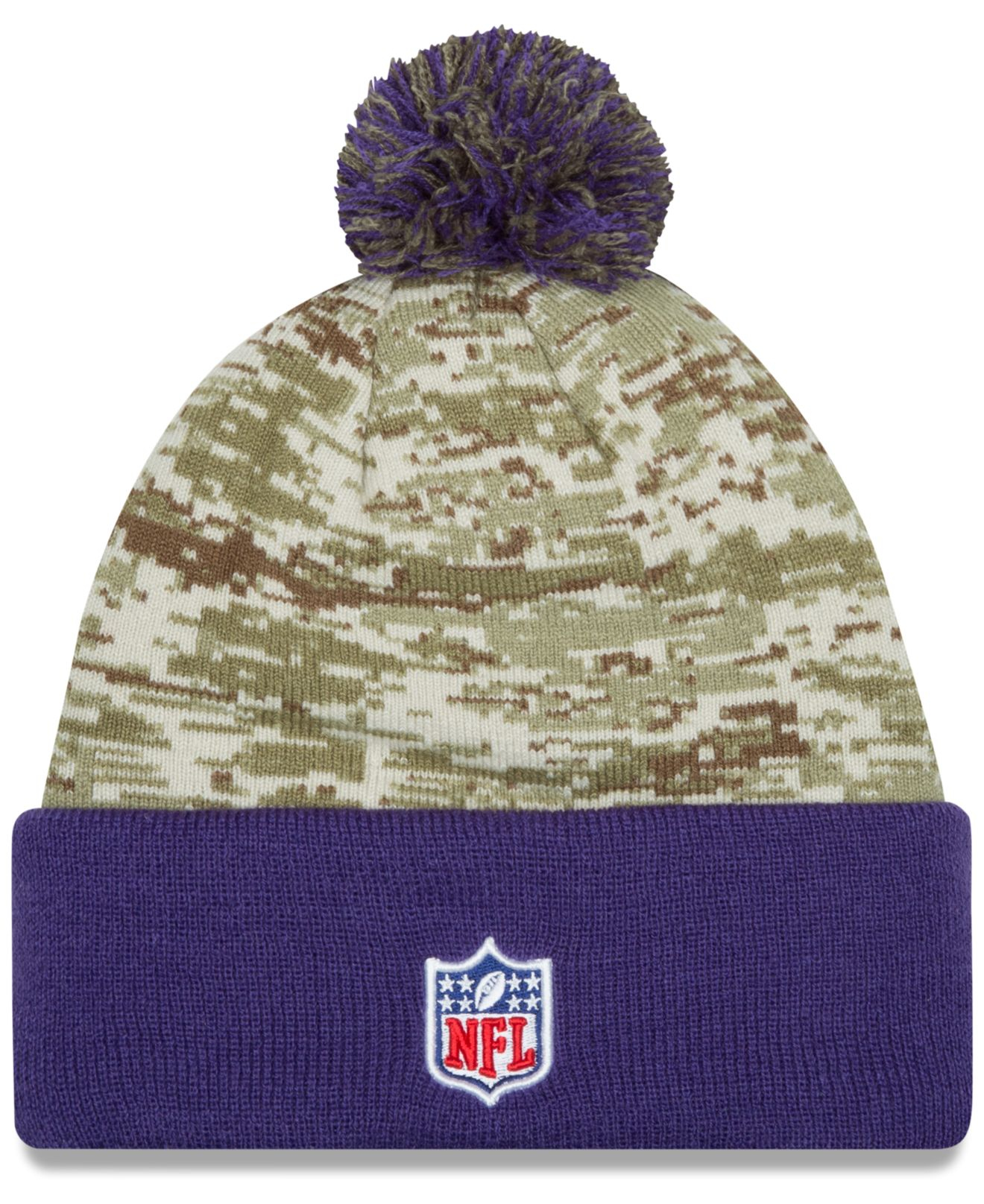 84a2b131 50% off minnesota vikings winter hat b1b29 e54a8