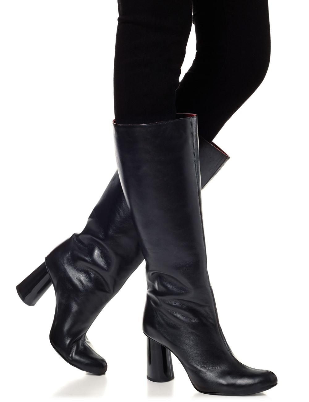 Find great deals on eBay for long black leather boots. Shop with confidence.
