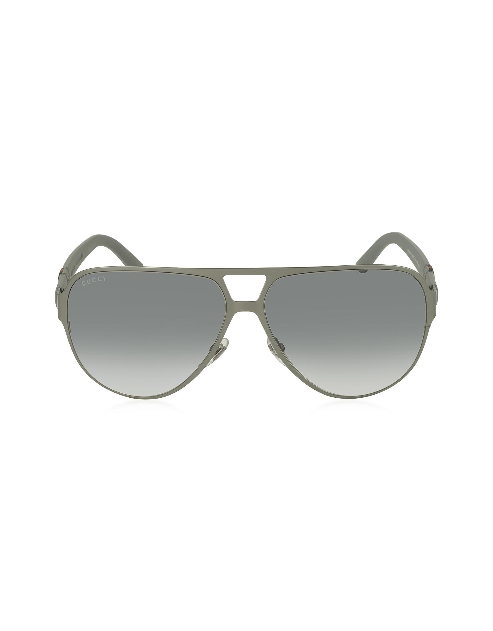 b96293dbcba8a Gucci Mens Aviator Sunglasses Gg 2252 S - Kidds Place