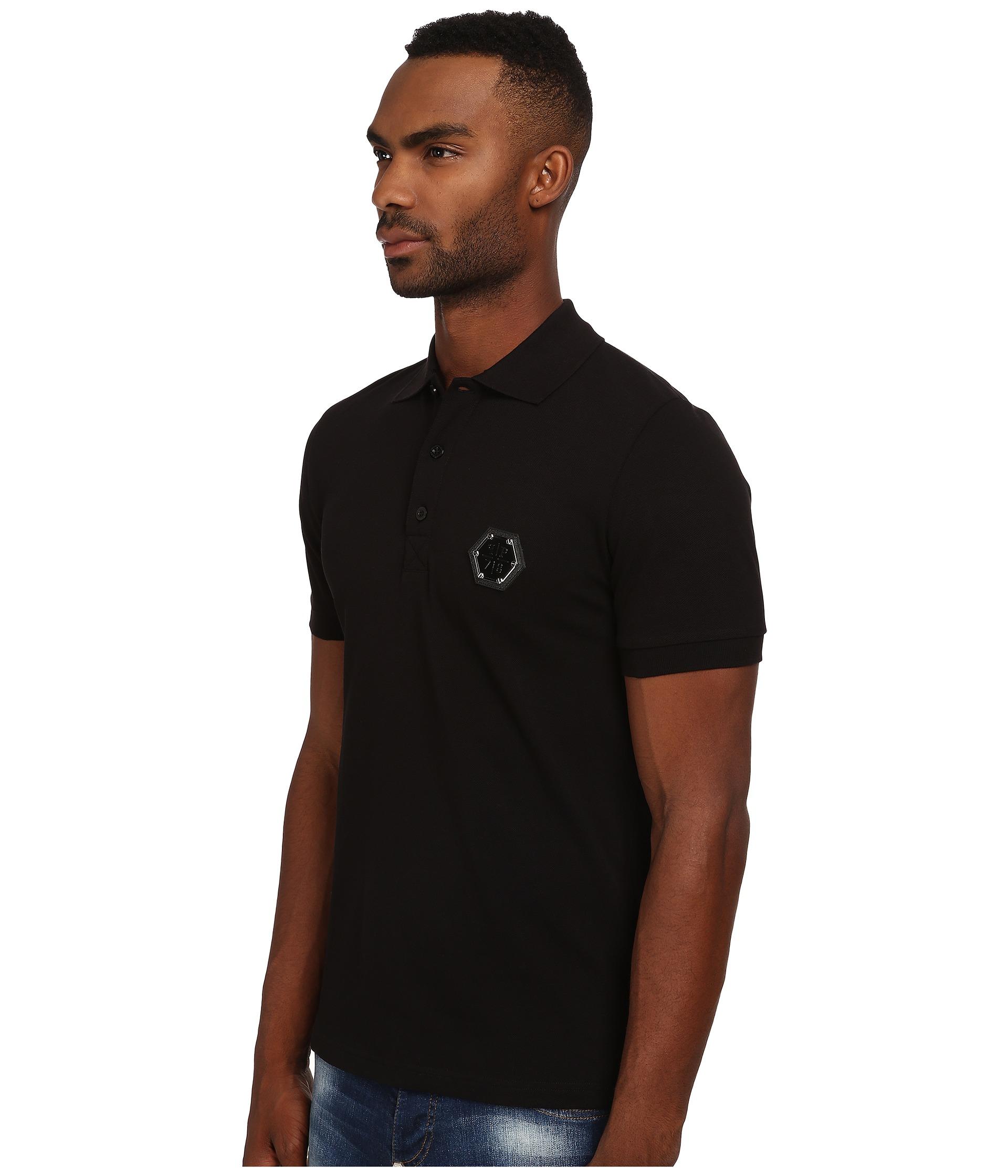 Philipp Plein Schoudertasje : Philipp plein t shirt in black for men lyst