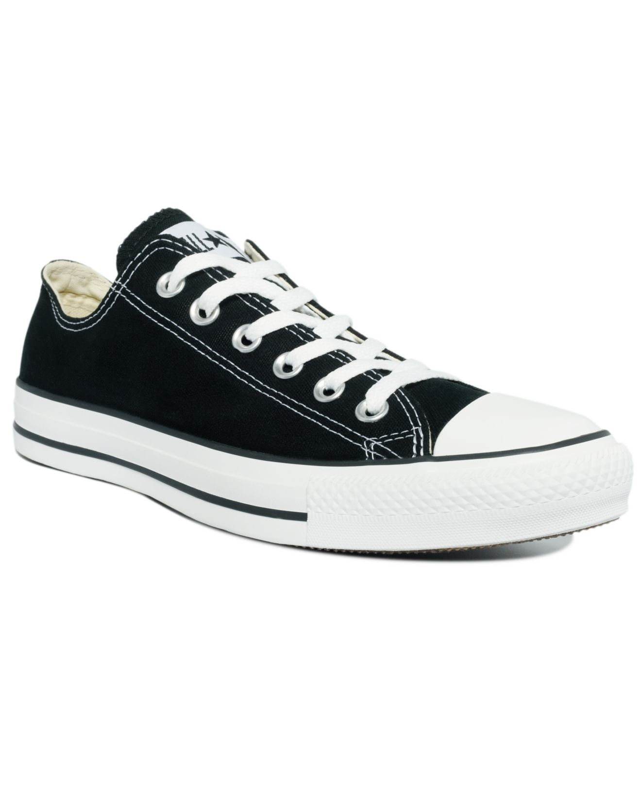 Converse Men's Chuck Taylor All Star Sneakers From Finish ...