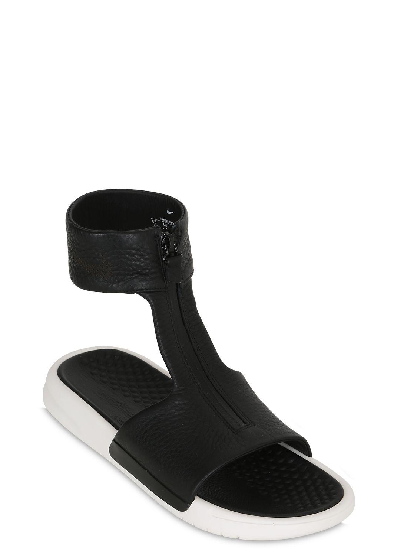 Ash 'Legend' Velcro Fastening Hi-top Sneaker Sandals - Farfetch