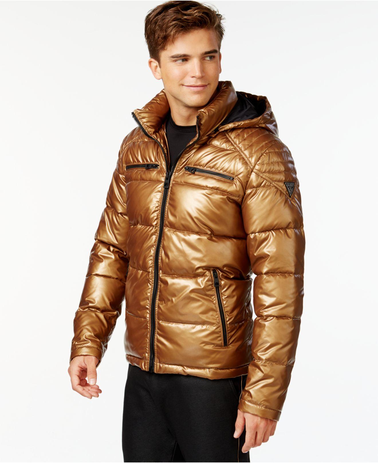 Hollister Fashion Puffer Jacket Mens