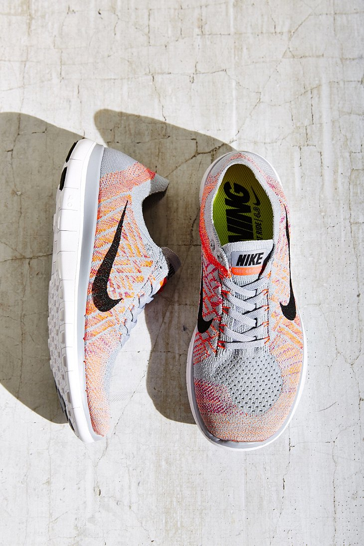 top fashion 4c5cc c5755 Gallery. Previously sold at  Urban Outfitters · Women s Nike Flyknit  Women s Leather Sneakers ...