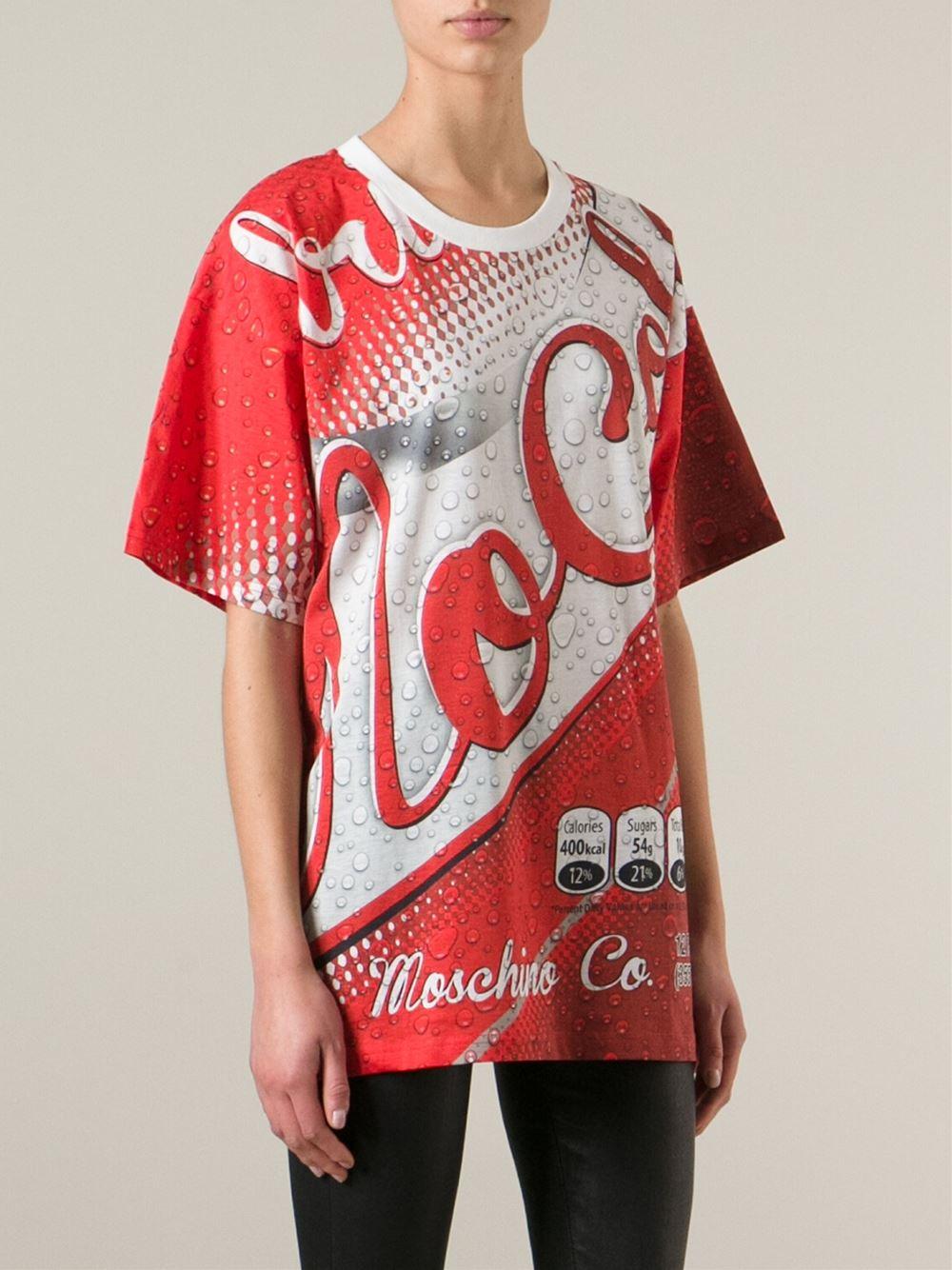 Coca cola shirt girls