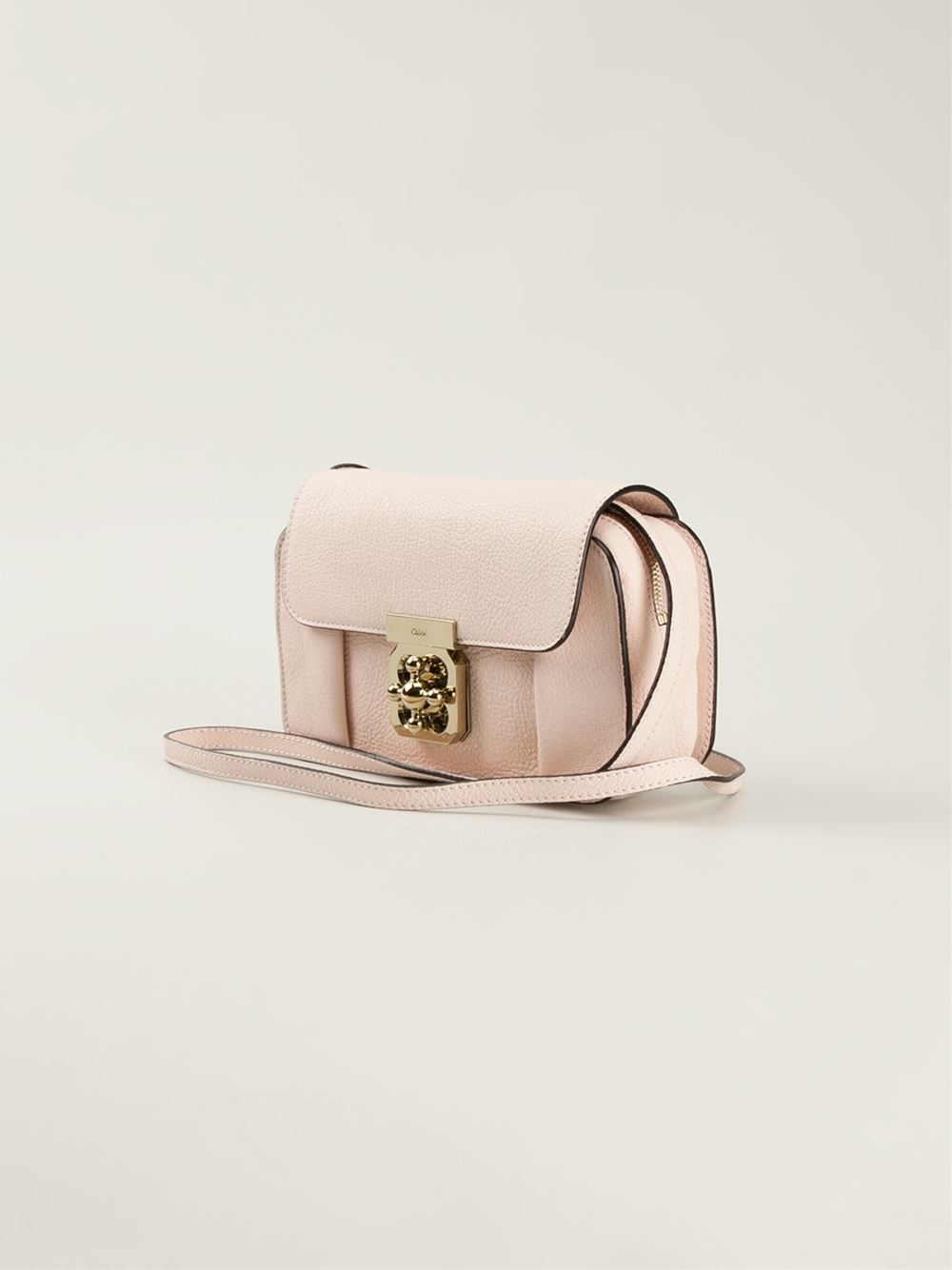 Chlo�� \u0026#39;Elsie\u0026#39; Cross Body Bag in Pink (pink \u0026amp; purple) | Lyst