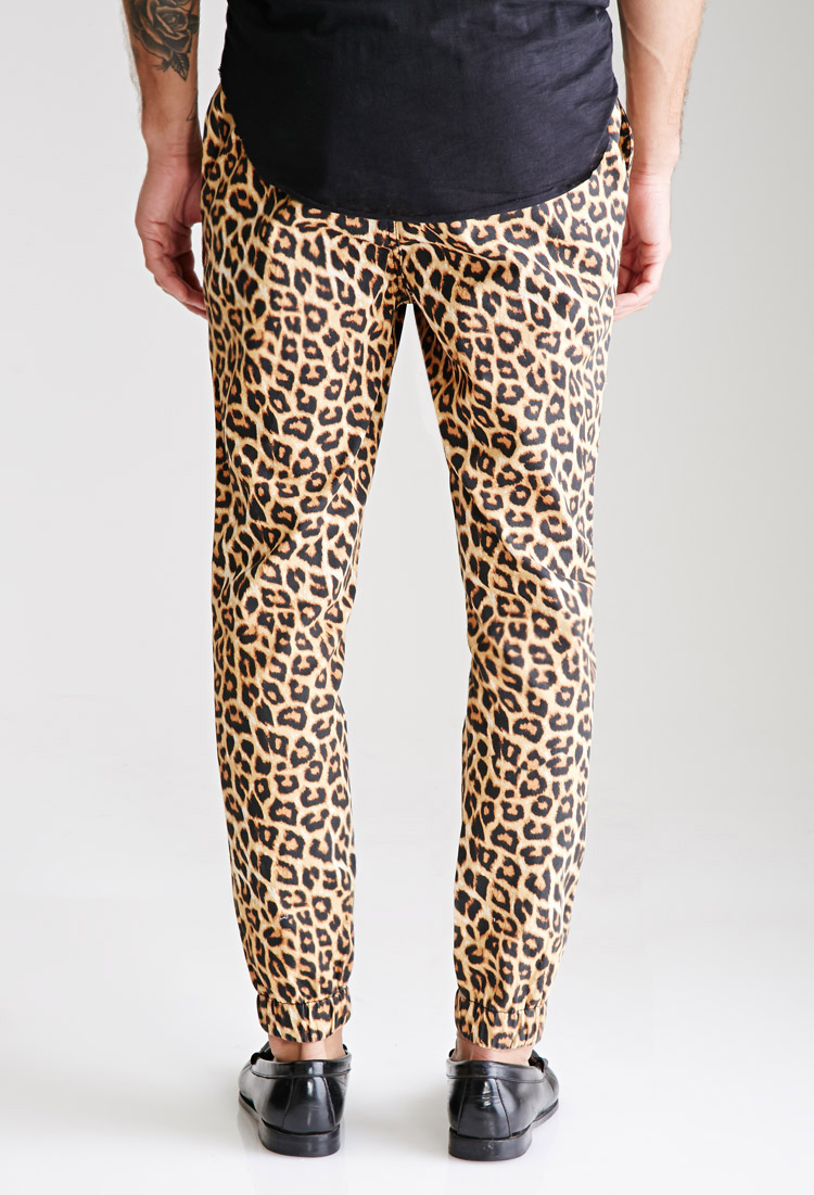 Shop STELLA MCCARTNEY CHRISTINE LEOPARD CAMO SILK JOGGERS, KHAKI MULTI, starting at € Similar ones also available. On SALE now!