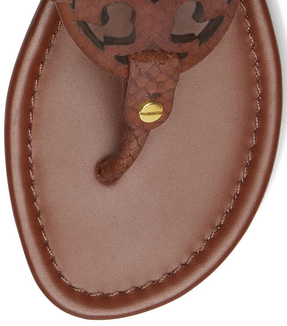 272d55166 Lyst - Tory Burch Miller Sandal