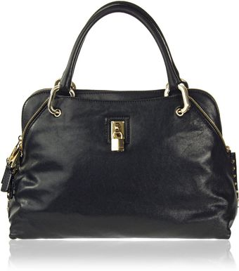 Marc Jacobs Paradise Gold Studded Rio Top Handle - Lyst