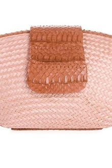 Poltock & Walsh Buntal Clutch - Lyst