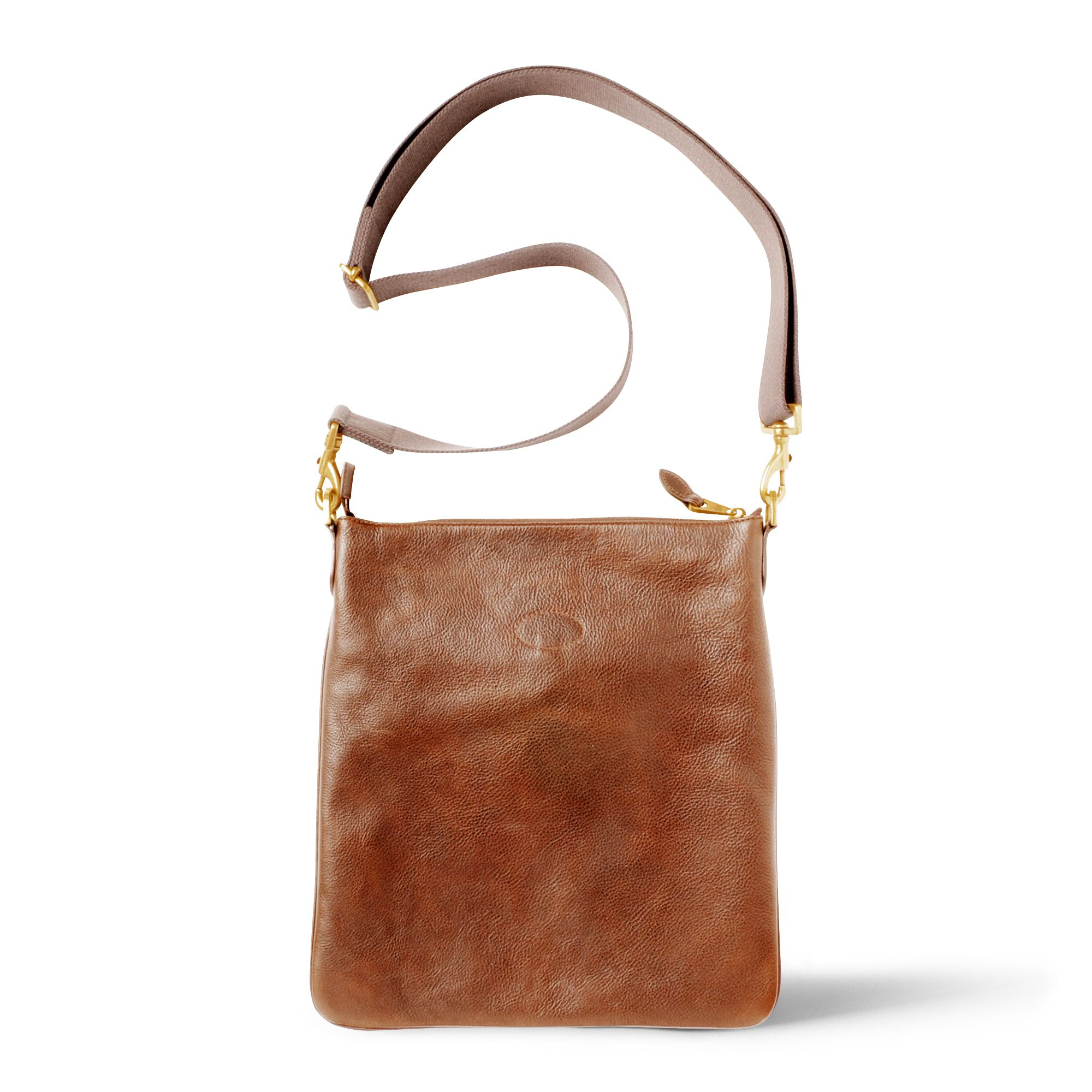 8d3f1400c3 ... promo code for mulberry seth messenger bag in brown lyst 12f9f efe09