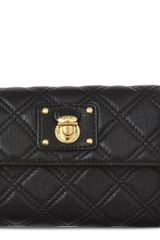 Marc Jacobs Basic Quilted Purse - Lyst