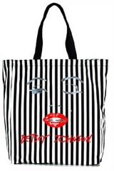 Betsey Johnson Betsey Johnson Eye Spye Shopping Tote