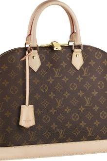 Louis Vuitton Alma Mm - Lyst