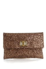 Anya Hindmarch Valorie Clutch Bag - Lyst