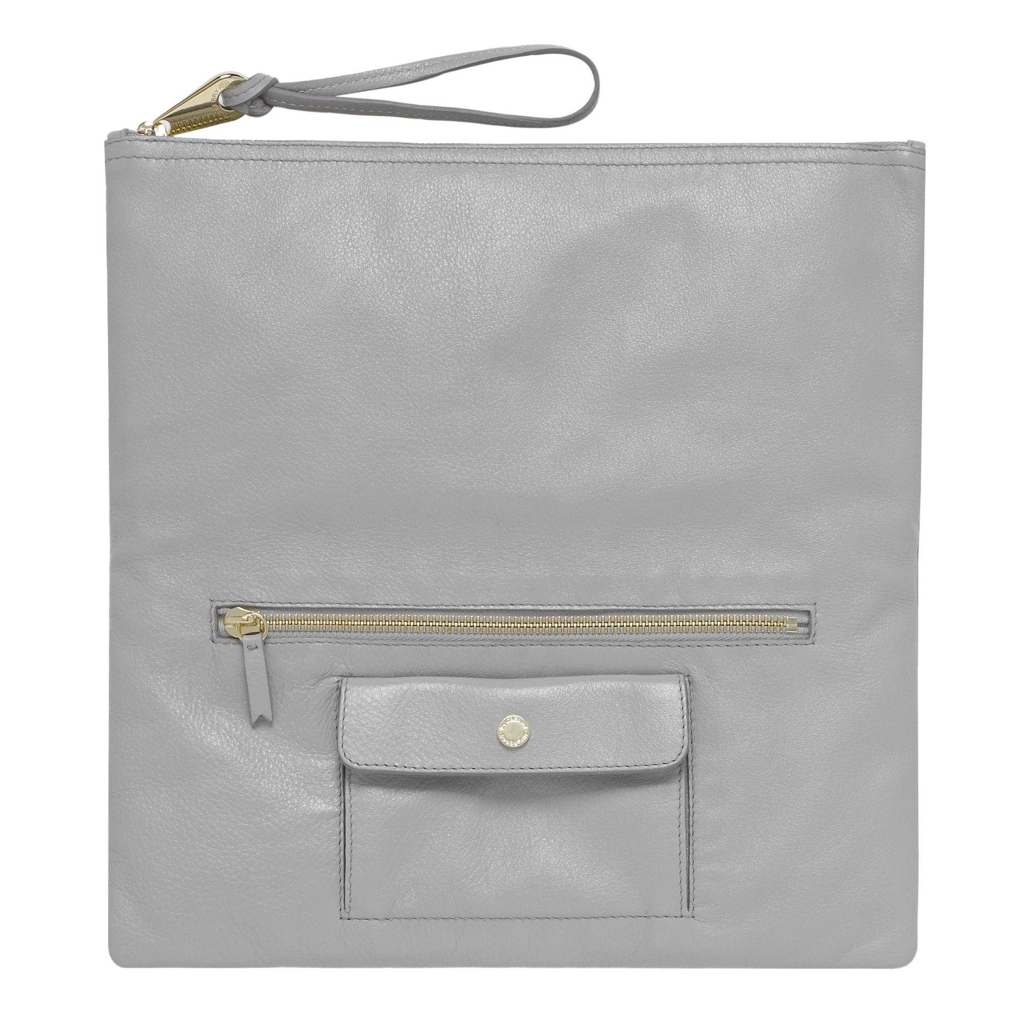 7b9f011c7aa ... australia mulberry daria clutch bag in natural lyst 96389 54d27 ...