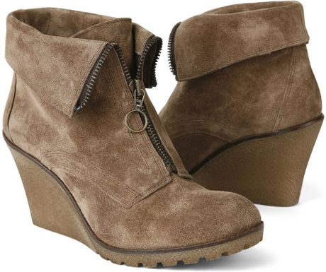 Carvela Kurt Geiger Sloane Camel Ankle Boots in Brown (camel)