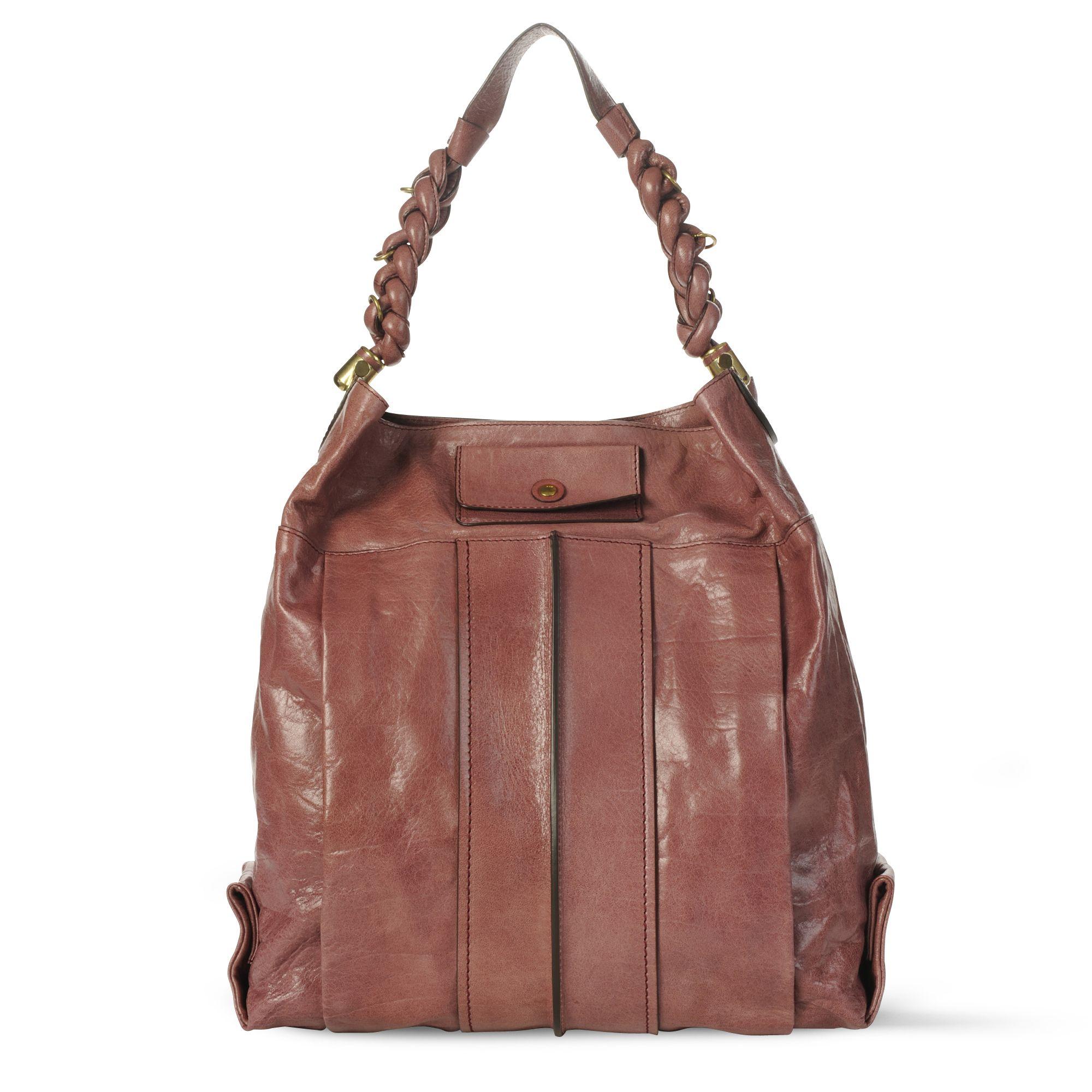 bceea2b166 Chloé Heloise Hobo Bag in Purple - Lyst