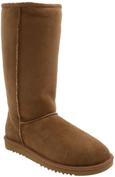 ugg boots brown tall - photo #2