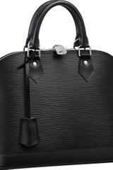 Louis Vuitton Alma in Black (noir) - Lyst