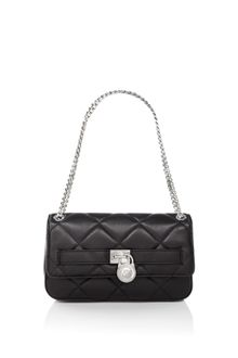Michael by Michael Kors Small Quilted Hamilton Shoulder Bag - Lyst