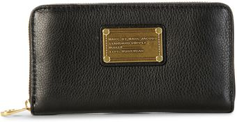 Marc By Marc Jacobs Classic Q Large Zip Around Wallet - Lyst