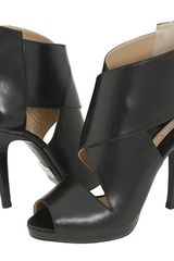 Michael Kors Leather Boots - Lyst