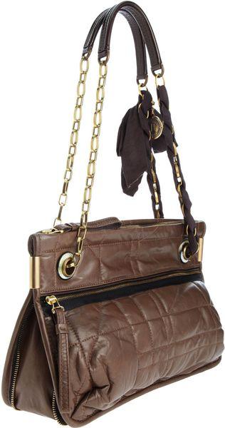 Lanvin Amalia Small Shoulder Bag 14