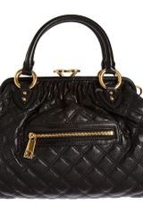 Marc Jacobs Quilted Stam - Lyst