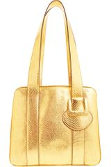 Rochas Shoulder Bag - Lyst