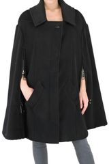Viktor & Rolf Double Face Angora Coat - Lyst