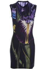 Christopher Kane Floral Print Dress