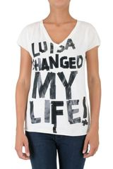 Malph Luisa Changed My Life Jersey T-shirt