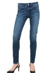 Notify Extra Skinny Stretch Denim Jeans - Lyst