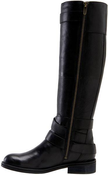 enzo angiolini saylem boot in black black yuma