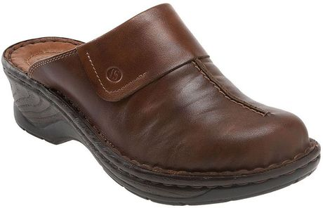 Josef Seibel Carole Mule in Brown (zigarre) - Lyst