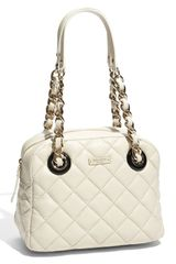 Kate Spade Gold Coast - Margot Quilted Leather Satchel - Lyst