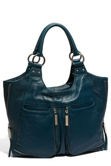 Perlina Zoe Leather Tote - Lyst