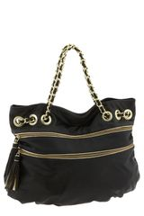 Rampage Gigi Faux Leather Tote - Lyst
