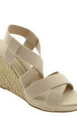 Chinese Laundry Dilly Dally Wedge Sandal - Lyst