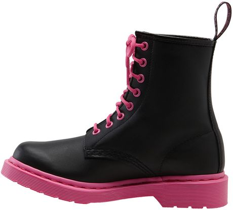 Dr Martens Hello Kitty 174 Boot In Black Lyst