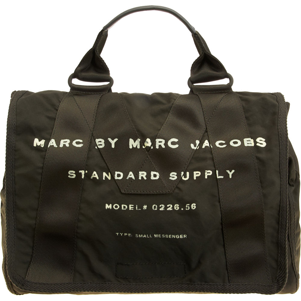 4faa7e33958c Marc By Marc Jacobs New Standard Supply Small Messenger Bag in Brown ...