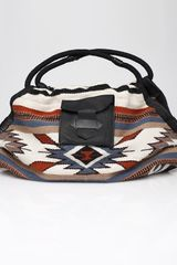 Im:mortal Navajo Journey Bag