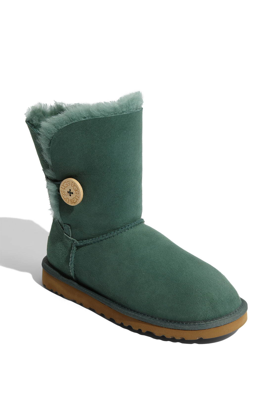 ugg green boots