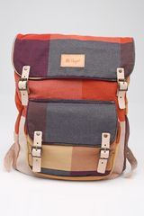 Chapel Clothing Madras Backpack - Lyst