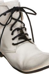Marsell Lace-up Ankle Boot - Lyst