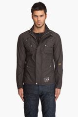 G-star Raw Recolite Laundry Overshirt in Black for Men - Lyst